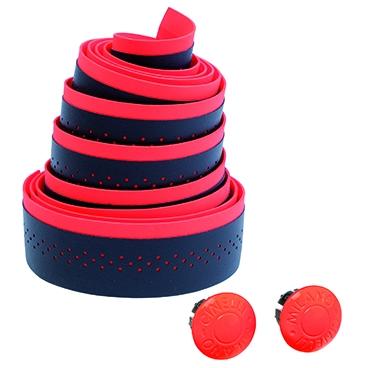 Cinelli handlebar tape Fluo Ribbon black/orange