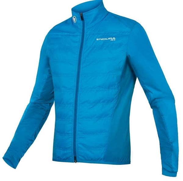 Endura Pro SL Primaloft Jacke hi-viz blau %