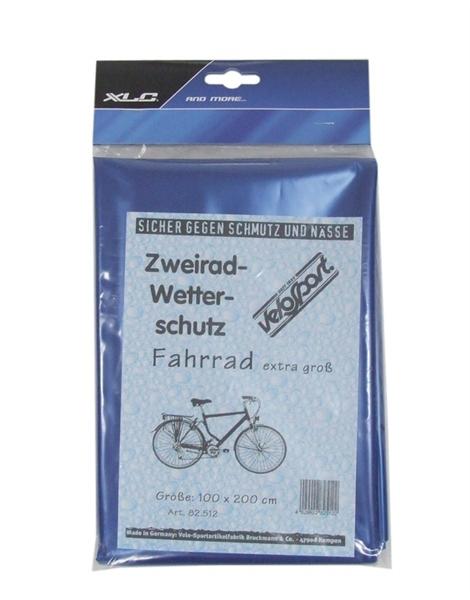 XLC Fahrrad Faltgarage 200x100cm