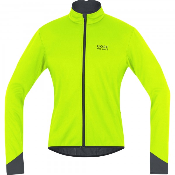 Gore Bikewear Power 2.0 WS Jacket neon yellow / black