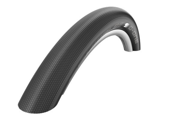 "Schwalbe G-One Speed 27.5 x 2.35"" Snakeskin black"