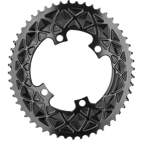 absoluteBlack Chainrings Oval Road Shimano 4-Bold 52Z