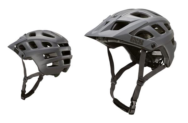 IXS Trail RS Evo Helm graphite
