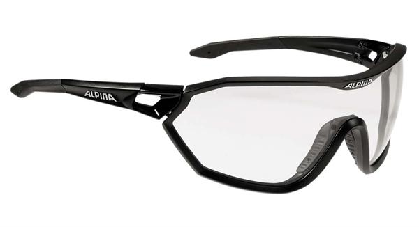 Alpina S-Way VL+ black matt