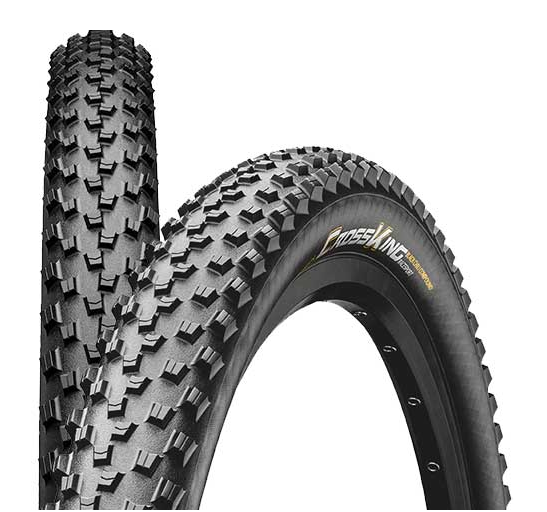 Continental Cross King Black Chili RaceSport falt 26 x 2.3 2018