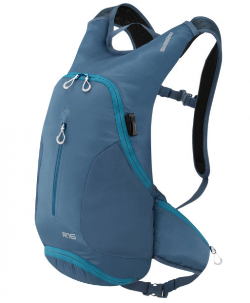 Shimano Backpack Rokko III 16 Litre Dark Denim