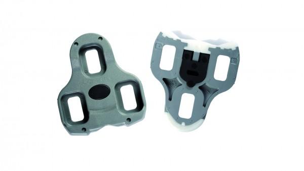 Look Pedalplatten Keo Grau 4,5°