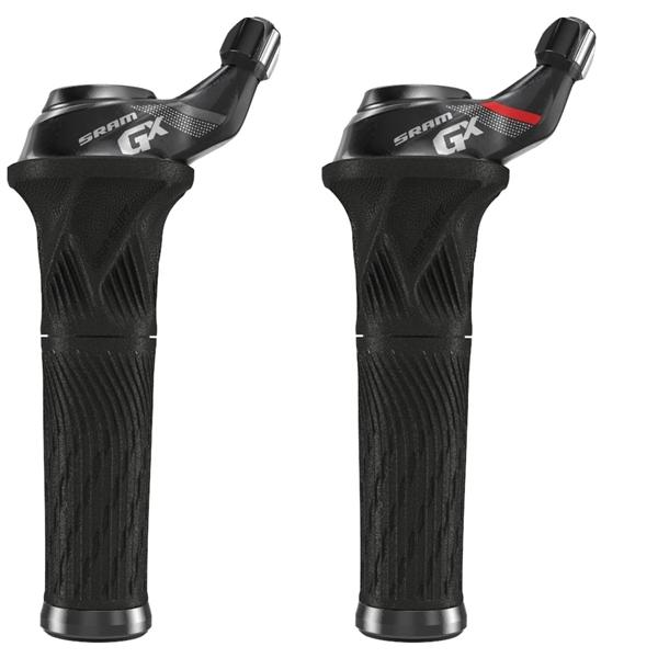 SRAM GX Grip Shift Drehgriff-set 2x11-fach