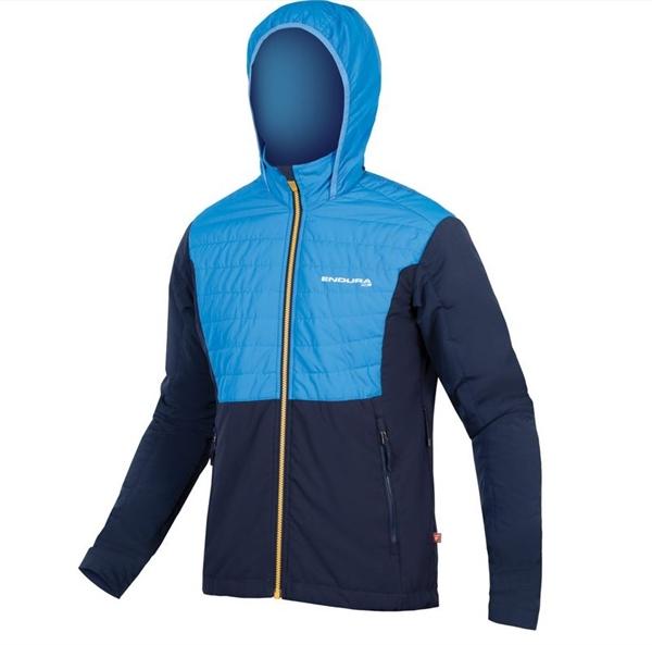 Endura MTR Primaloft Jacke marineblau %