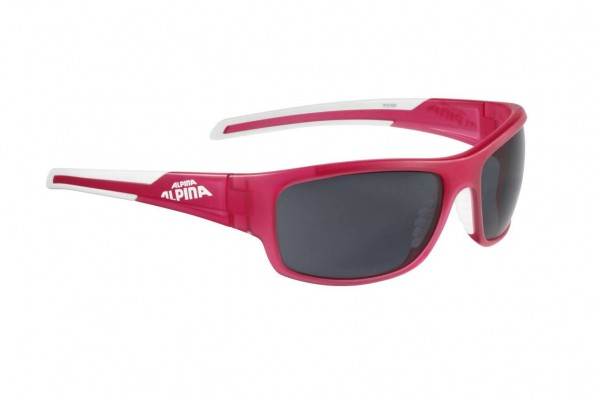 Alpina Testido Brille berry-white