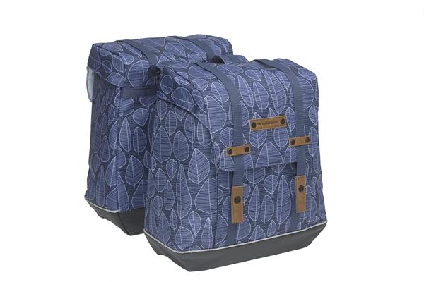 New Looxs Alba Double Folla Double Bag Folla Blue