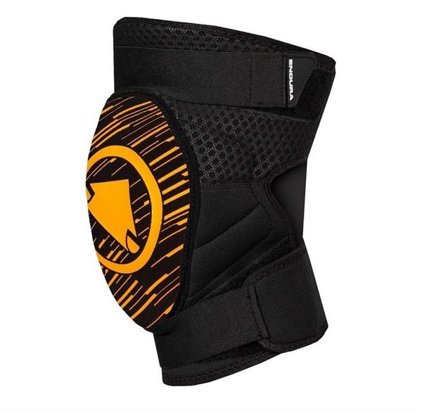 Endura Singletrack Knee Protector II Knieprotektor mandarine