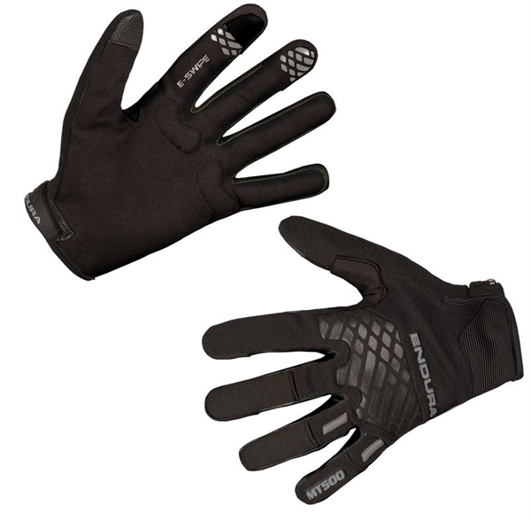 Endura MT500 Handschuh II mattschwarz