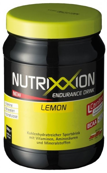 Nutrixxion Endurance Drink 700g Lemon