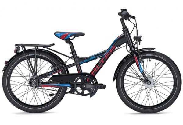 Falter FX 207 Pro 20 inch Y-Lite black/red Kids Bike