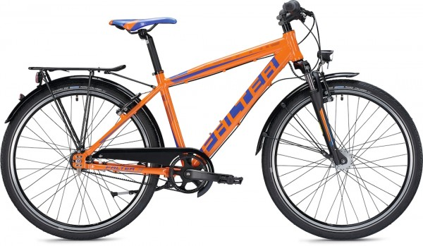 "Falter ATB FX 607 PRO 26 ""glossy orange"