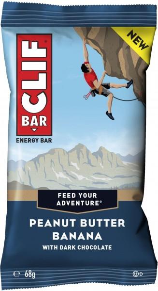Clif Bar Energie-Riegel Erdnussbutter Schoko Banane