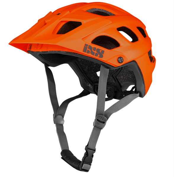 IXS Trail Evo helmet orange