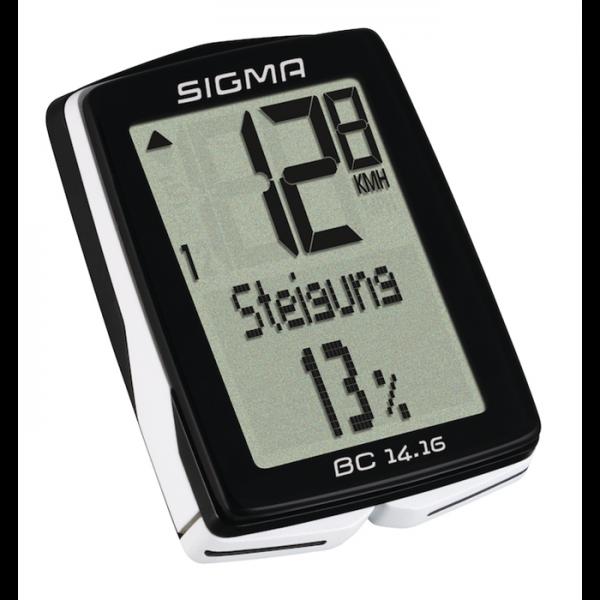 Sigma Radcomputer BC 14.16