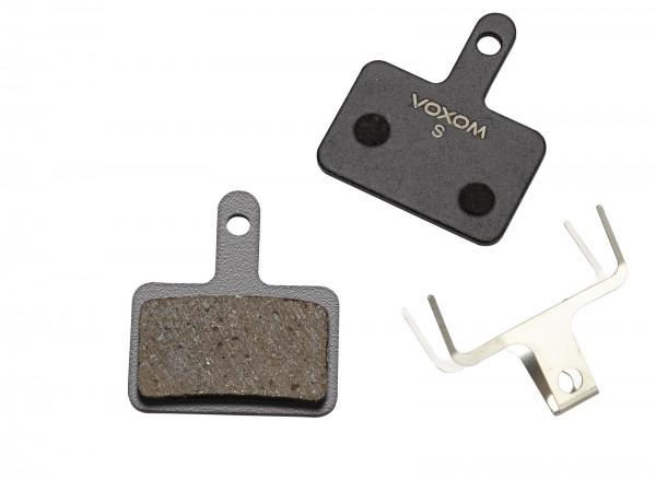 Voxom Scheibenbremsbeläge Bsc2 standard - Deore BR-M515/525/575/415/465/475/485/495