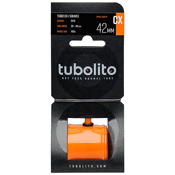 Tubolito Tubo-CX/Gravel-SV42-28