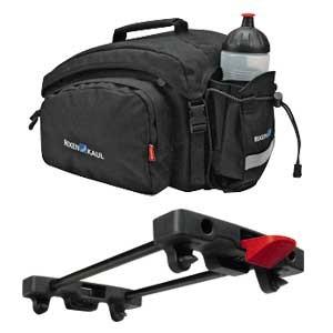 Rixen & Kaul KLICKfix Rackpack 1 Tasche schwarz (für Racktime Gepäckträger)