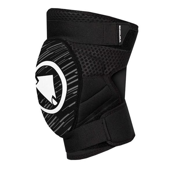 Endura Singletrack Knee Protector II Knieprotektor weiß