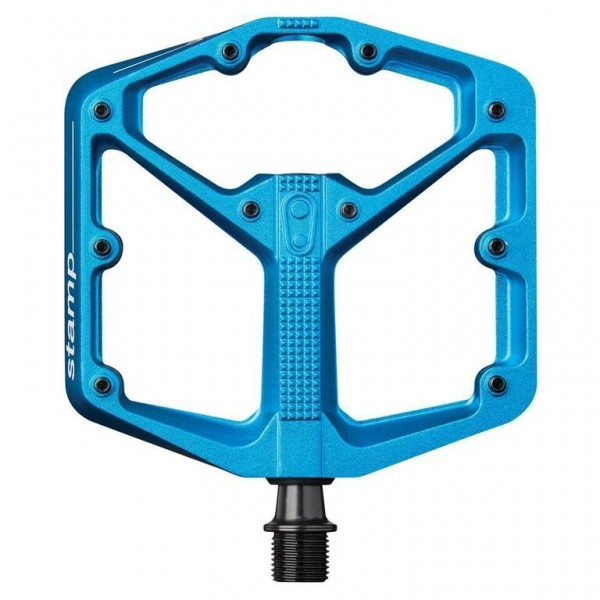 Crank Brothers Stamp 3 Large Pedal blue