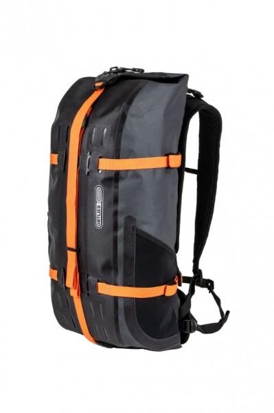 Ortlieb Atrack BP waterproof backpack 25L slate