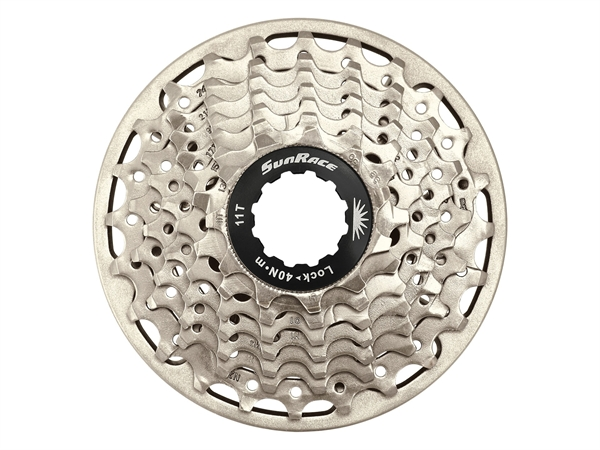 Sunrace Kassette CSMDH7 7-fach 11-24 silver