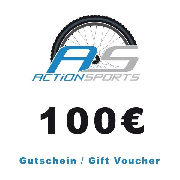 Gift Voucher 100 EUR