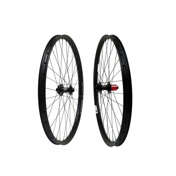 Fun Works N-Light Mega 36T Ratchet Drive Track Mack 30 Wheelset 29er 1850g