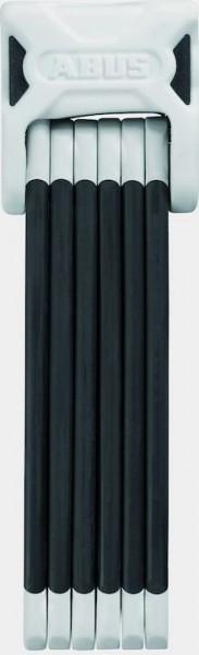 Abus +Serie folding lock 6005 Bordo incl. bag white 90cm length