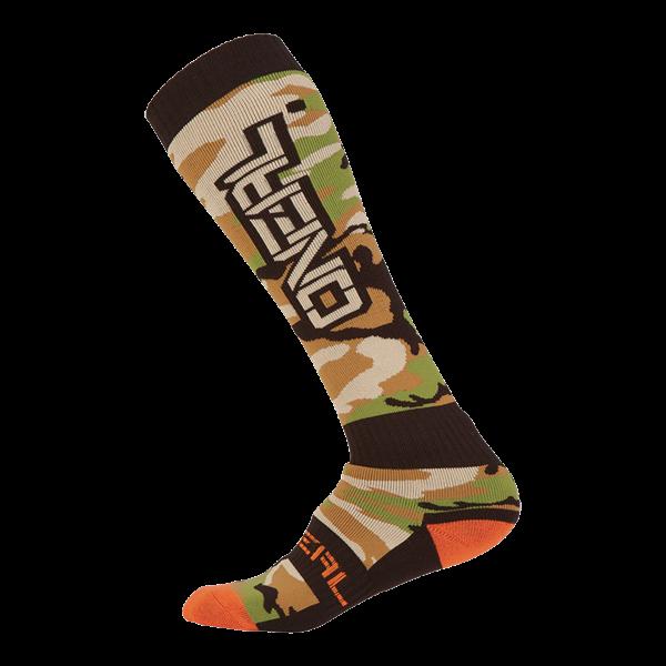 ONeal Pro MX Sock WOODS CAMO