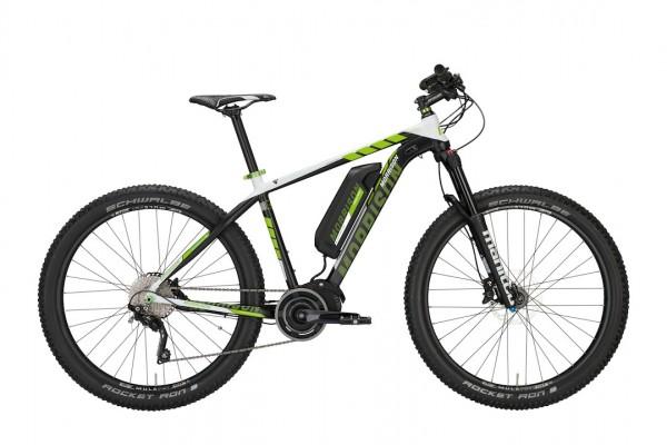 Morrison E-Bike Mohawk 27.5+ black/white