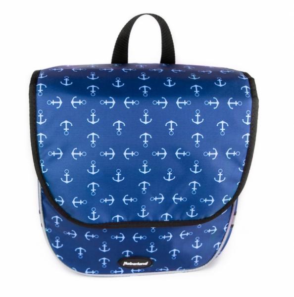 Haberland Einzeltasche Trendy M blau