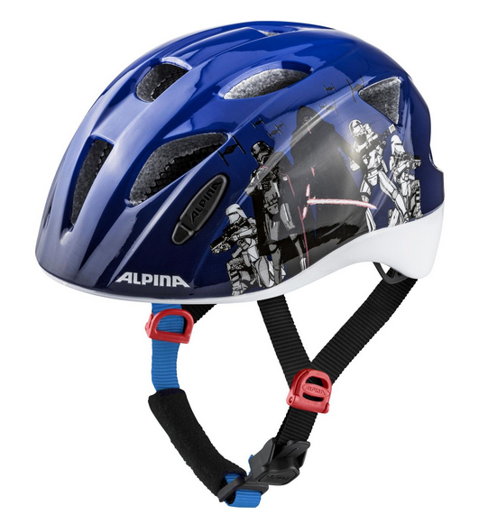 Alpina Ximo Disney child helmet Star Wars