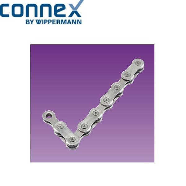Connex 10s8 Kette 10-Fach silber