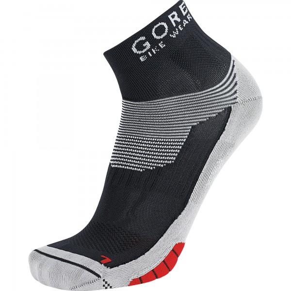 Gore Bike Wear Xenon Socken black/red