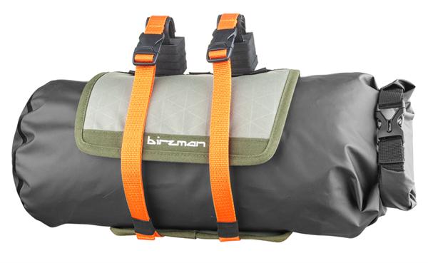 Birzman Packman handlebar pack olive