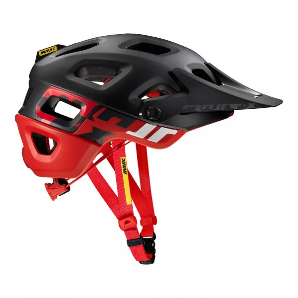 Mavic Helm Crossmax Pro black/fiery red