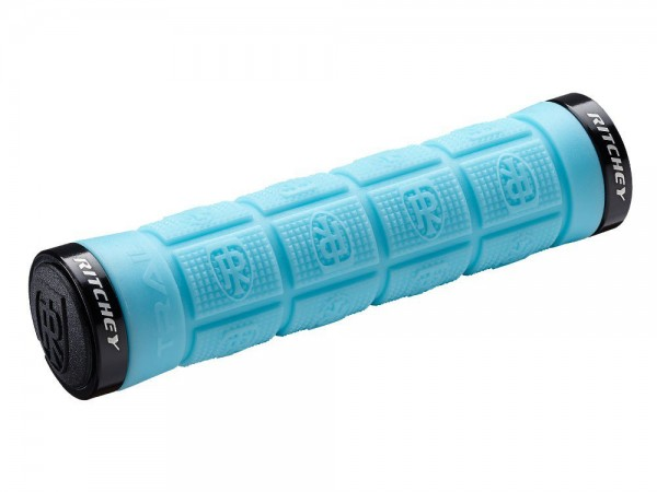 Ritchey WCS Trail Lock Grips - sky blue