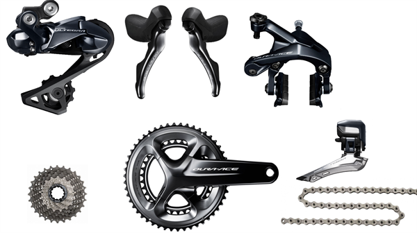 Shimano Ultegra Di2 Groupset R8050 2x11-Speed