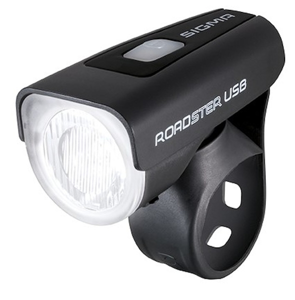 Sigma LED-Frontlampe Roadster USB