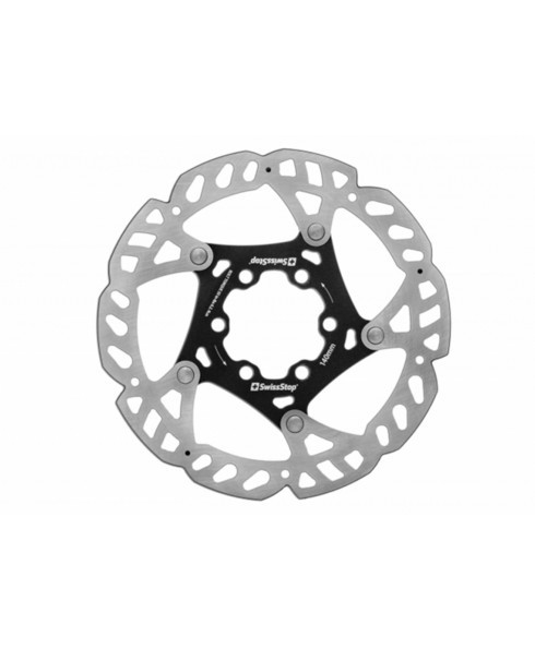 SwissStop Catalyst disc rotor 140mm