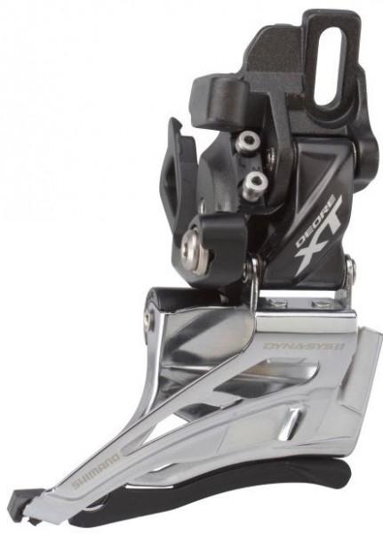 Shimano Deore XT Derailleur FD-M8025 2x11 Down-Swing, Direct mounting high