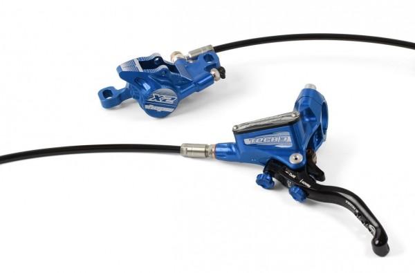 Hope Tech3 X2 Scheibenbremse HR blau