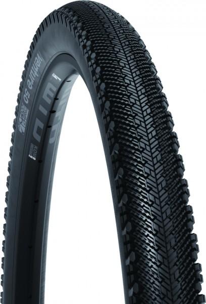 WTB Tire Venture TCS 700c 50-622 Black