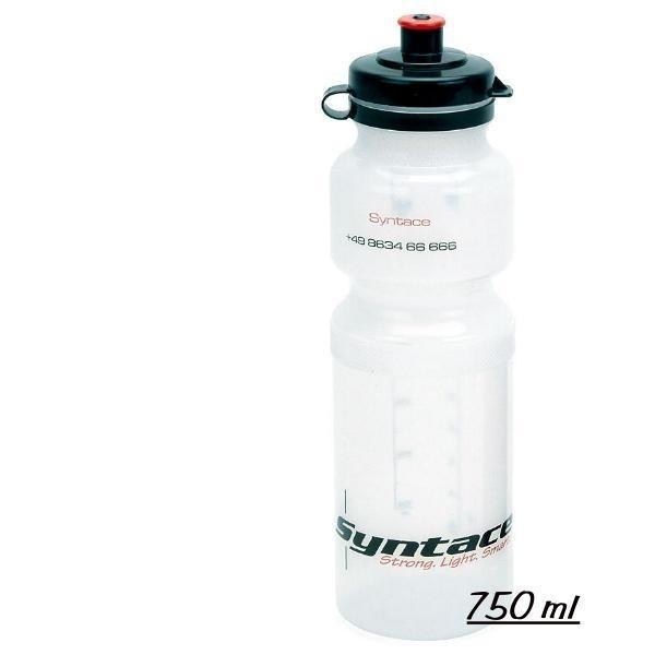 Syntace Teambottle Red / Clear 750ml
