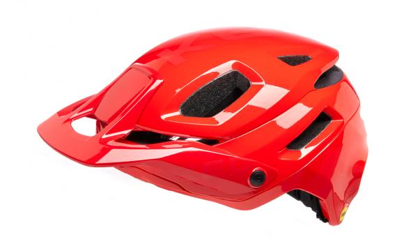 KED Pector ME-1 MTB Helmet fiery red